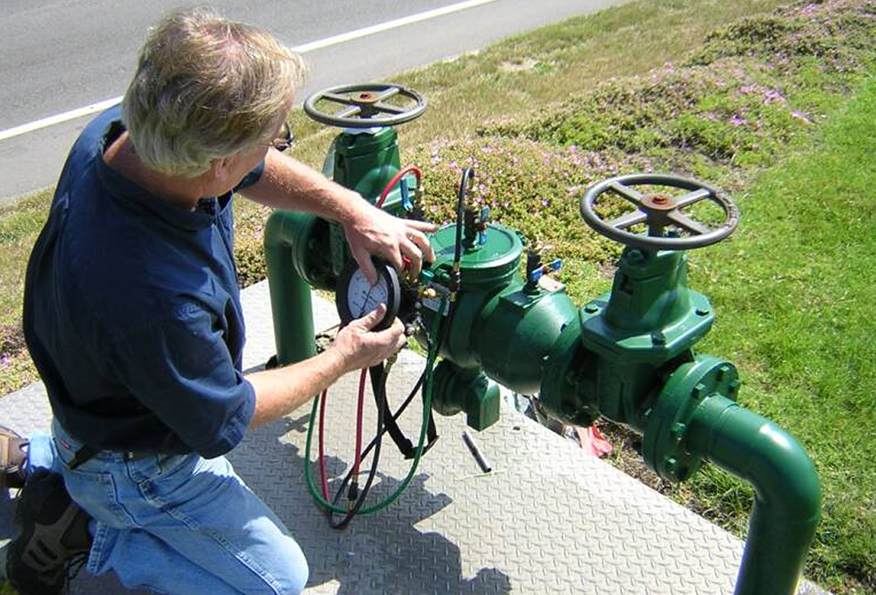 Backflow Tester Certification